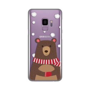 Maska Silikonska Print Skin za Samsung G960 S9 Winter Bear