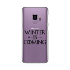 Maska Silikonska Print Skin za Samsung G960 S9 Winter Is Coming