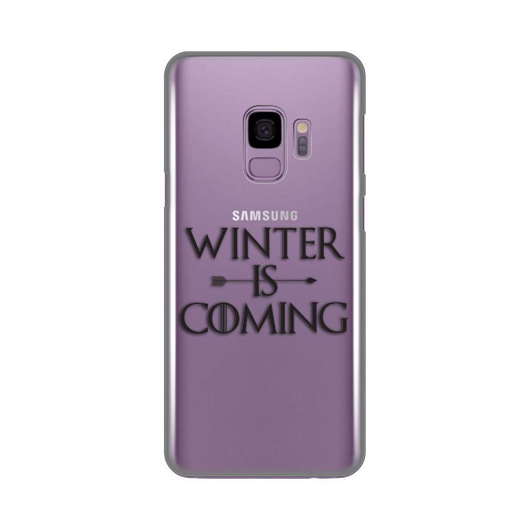 Maska Silikonska Print Skin za Samsung G960 S9 Winter Is Coming