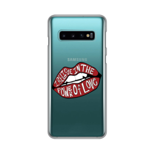 Maska Silikonska Print Skin za Samsung G973 S10 Power Of Love