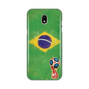 Maska Silikonska Print Skin za Samsung J530F Galaxy J5 2017 (EU) Brazilian Flag