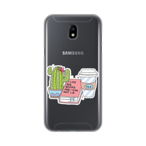 Maska Silikonska Print Skin za Samsung J530F Galaxy J5 2017 (EU) I Like Big Books