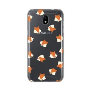 Maska Silikonska Print Skin za Samsung J530F Galaxy J5 2017 (EU) Little Foxy