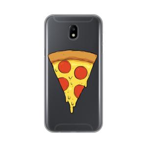 Maska Silikonska Print Skin za Samsung J530F Galaxy J5 2017 (EU) Pizza Case