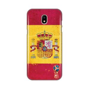 Maska Silikonska Print Skin za Samsung J530F Galaxy J5 2017 (EU) Spanish Flag