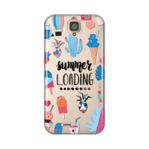 Maska Silikonska Print Skin Za Tesla Smartphone 3.1 Lite/3.2 Lite Summer Loading