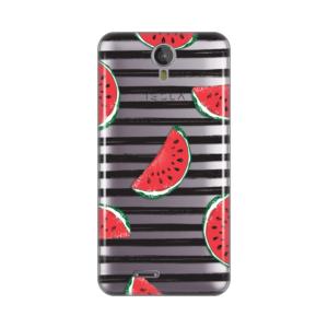 Maska Silikonska Print Skin Za Tesla Smartphone 6.2 Juicy Watermelon