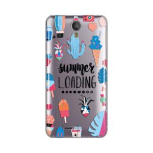 Maska Silikonska Print Skin Za Tesla Smartphone 6.2 Summer Loading