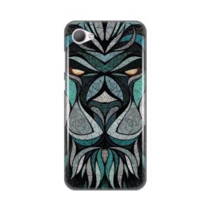 Maska Silikonska Print za HTC Desire 12 Green Lion