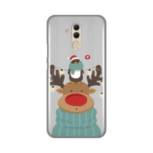Maska Silikonska Print za Huawei Mate 20 Lite Its Christmas Time