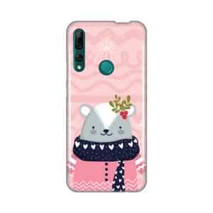 Maska Silikonska Print za Huawei P smart Z/Y9 Prime 2019 Winter Animal