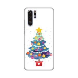 Maska Silikonska Print za Huawei P30 Pro Christmas Tree