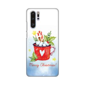 Maska Silikonska Print za Huawei P30 Pro Merry Christmas