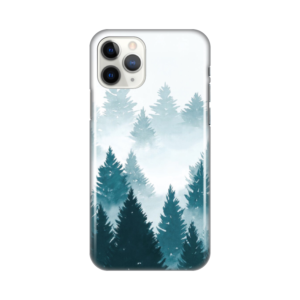 Maska Silikonska Print za iPhone 11 Pro 5.8 Mountain Winter