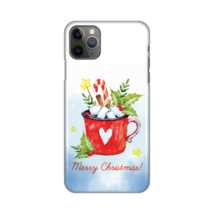 Maska Silikonska Print za iPhone 11 Pro Max 6.5 Merry Christmas