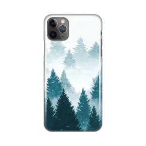Maska Silikonska Print za iPhone 11 Pro Max 6.5 Mountain Winter