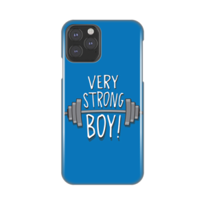 Maska Silikonska Print za iPhone 11 Pro 5.8 Very Strong Boy