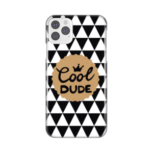 Maska Silikonska Print za iPhone 11 Pro Max 6.5 Cool Dude