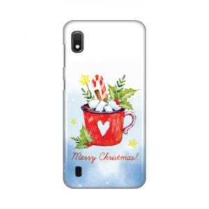 Maska Silikonska Print za Samsung A105F Galaxy A10 Merry Christmas