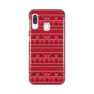 Maska Silikonska Print za Samsung A202F Galaxy A20e Deers Pattern