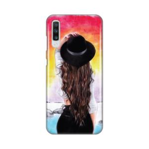 Maska Silikonska Print za Samsung A705F Galaxy A70 Summer Lovin Girl