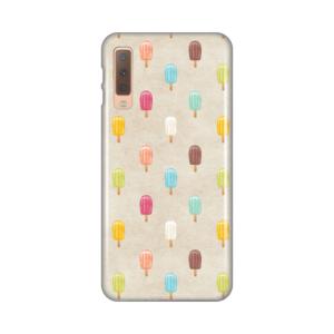 Maska Silikonska Print za Samsung A750F Galaxy A7 2018 Ice Cream Pattern