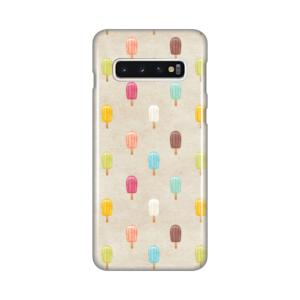 Maska Silikonska Print za Samsung G973 S10 Ice Cream Pattern