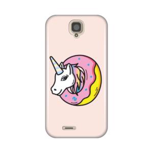Maska silikonska Print za Tesla smartphone 3.1 Lite/3.2 Lite Baby Unicorn