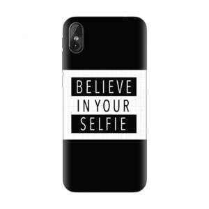 Maska Silikonska Print za Tesla smartphone 3.4 Believe In Your Selfie