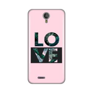 Maska silikonska Print za Tesla smartphone 6.2 Tropical Love