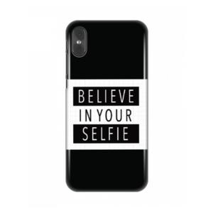 Maska Silikonska Print za Tesla Smartphone 6.4 Lite Believe in your selfie