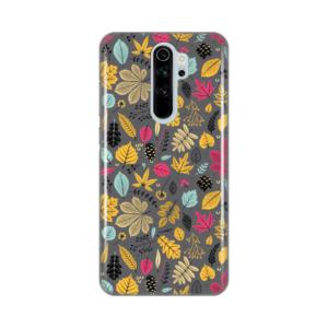 Maska Silikonska Print za Xiaomi Redmi Note 8 Pro Autumn Colors