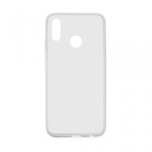Maska silikonska Ultra Thin za Huawei P20 Lite transparent