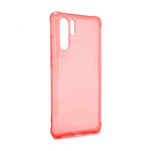 Maska silikonska Ultra Thin za Huawei P30 Pro crvena