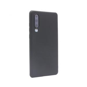 Maska Soft za Huawei P30 crna