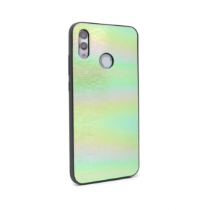 Maska Sparkling New za Huawei Honor 10 lite/P smart 2019 zelena