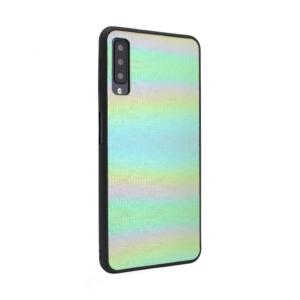 Maska Sparkling New za Samsung A750FN Galaxy A7 2018 zelena