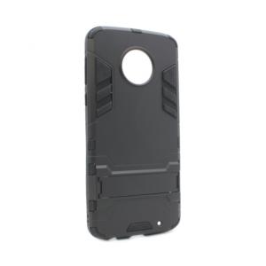 Maska Strong za Motorola Moto G6 Plus crna