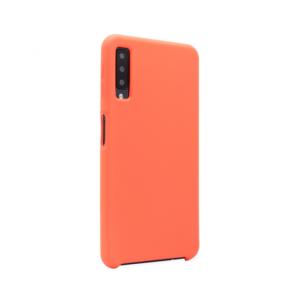 Maska Summer color za Samsung A750FN Galaxy A7 2018 narandzasta