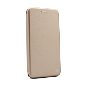 Maska Teracell Flip Cover za Huawei Honor 10 Lite/P Smart 2019 zlatna