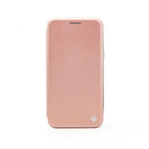 Maska Teracell Flip Cover za Huawei Y6 2018 roze