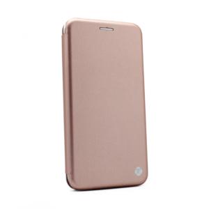 Maska Teracell Flip Cover za Motorola Moto E6 Plus roze