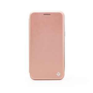 Maska Teracell Flip Cover za Samsung J330F Galaxy J3 2017 (EU) roze