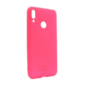 Maska Teracell Giulietta za Huawei Y7 2019/Y7 Prime 2019 mat pink