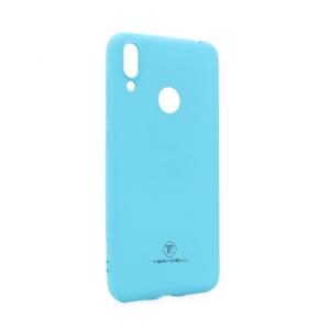 Maska Teracell Giulietta za Huawei Y7 2019/Y7 Prime 2019 mat svetlo plava