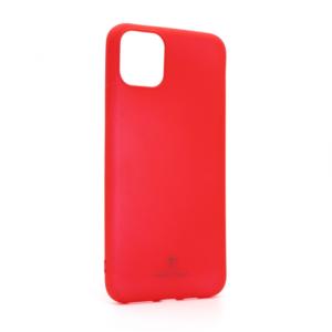 Maska Teracell Giulietta za iPhone 11 Pro Max 6.5 mat crvena
