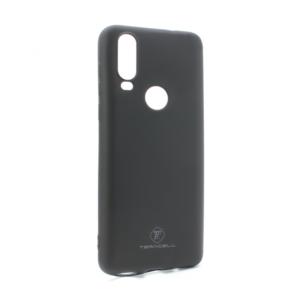 Maska Teracell Giulietta za Motorola One Action mat crna