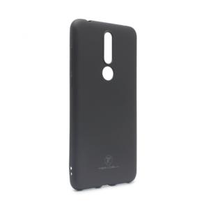 Maska Teracell Giulietta za Nokia 3.1 Plus mat crna