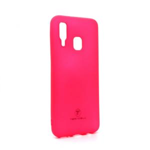 Maska Teracell Giulietta za Samsung A405F Galaxy A40 mat pink