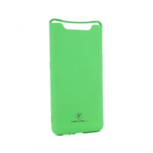 Maska Teracell Giulietta za Samsung A805F Galaxy A80/A90 mat zelena